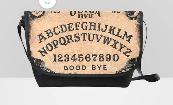 ouija messenger bag