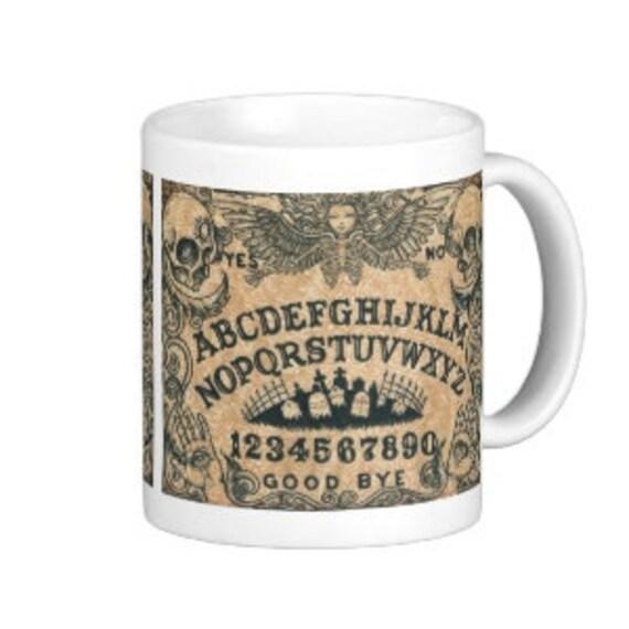 Ouija Board Coffee Mug