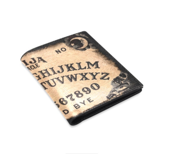 Ouija Board Classic leather Wallet