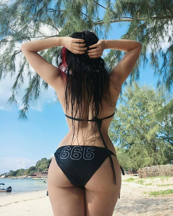 Sigil of Baphomet Bikini Set or Separates
