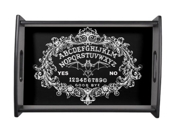 Ouija Board Serving tray