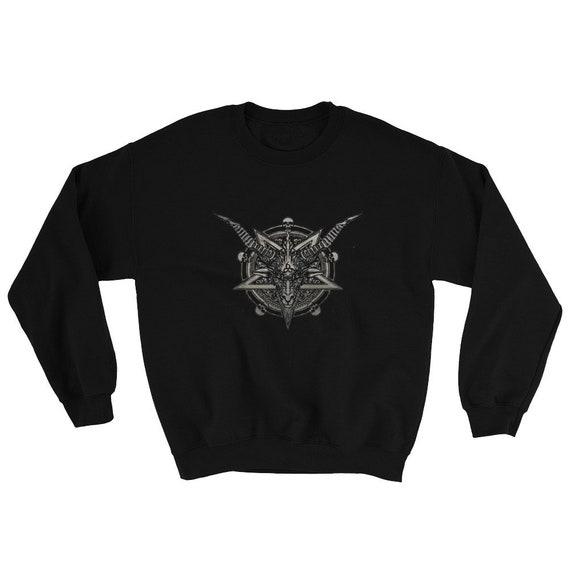 666 Baphomet Sweatshirt