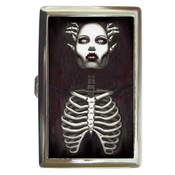 Zombie Pin Up Money/card/cigarette case