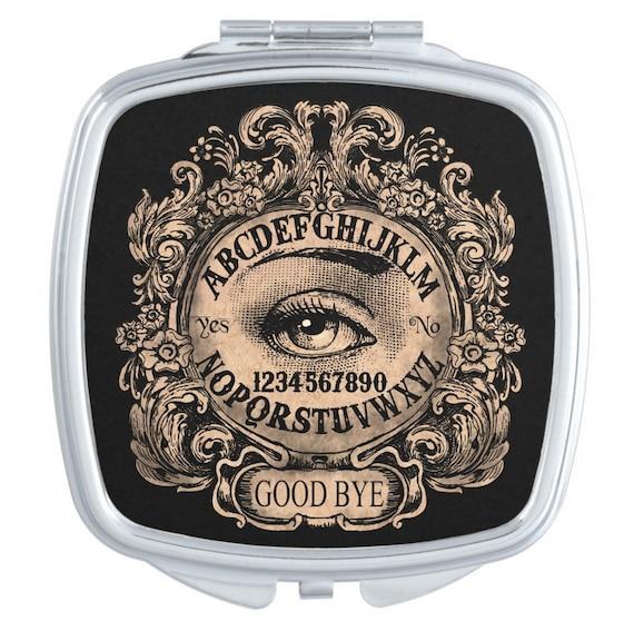 Mystic Eye Ouija Board Mirror Compact