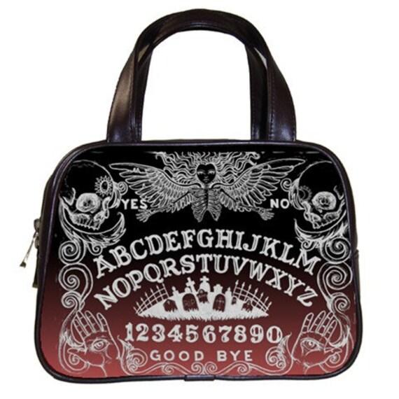 Ouija Board Angel Ombre Handbag