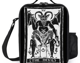 The Devil Tarot Dinner Bag