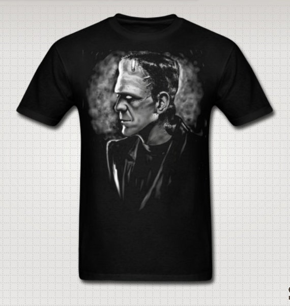 Frankenstein's Monster Tee shirt