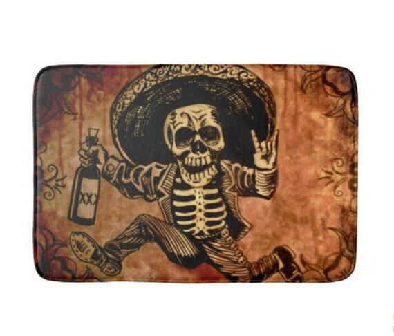 Posada Tequila Bandit Bath Mat Rug