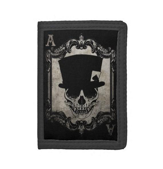 Monkey Skull Voodoo wallet