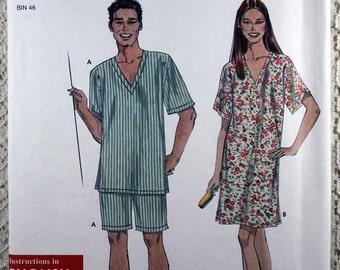 Sleepwear pattern  4efcc95a7