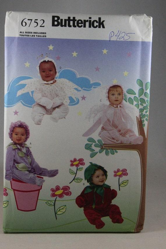 Butterick 6752 Kleinkinder Kostüm Schnittmuster Winkel und | Etsy