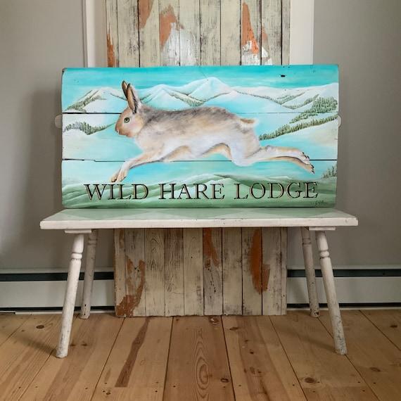 Wild Hare Lodge