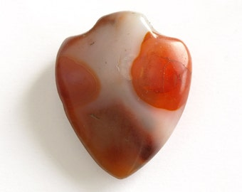 Agate Heart Shape
