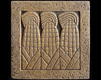 Maize Tile Design