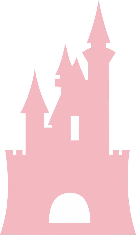 Disney Castle Princess 22l x 38hPink Cinderella