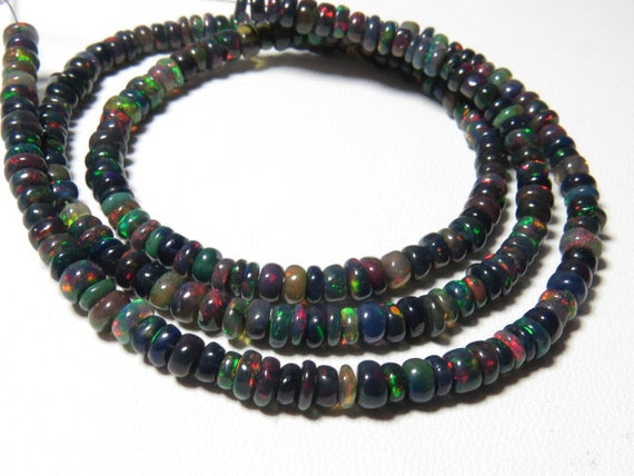 AAA High Quality Gorgeous Full Flashy Fire Labradorite Super Sparle Micro Faceted Rondell Beads size 3-3.5 mm 10 strand x 14 inches