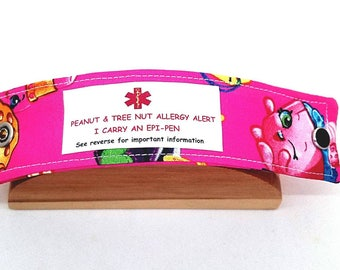 Medical Alert Bracelet Child ID Bracelet Allergy Alert Clothing Kids Autism ID Toddler Medical Alert