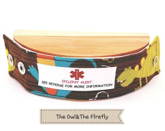 Medical Alert Bracelet Kids Toddler Allergy Bracelet Adjustable Autism Safety ID Bracelet Allergy Alert Clothing