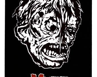 Print. Misfits devilock-shock monster