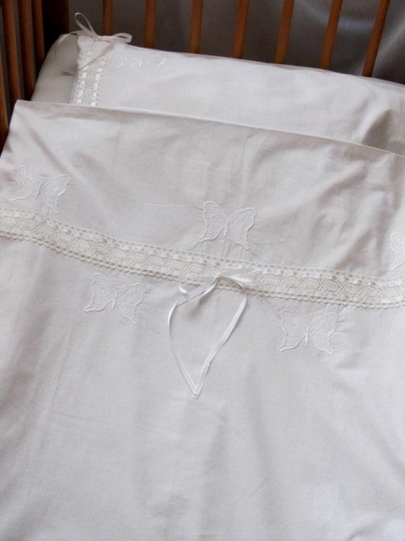 Ropa de cama de bebé de algodón ropa de cama de vivero bebé | Etsy