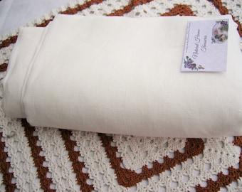White linen sheet, Eco friendly bedding, Linen bed sheet, Queen King Double sizes, Pure flax, Flat sheet