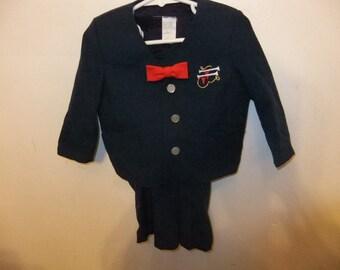 Cute Little Boy's  Short Suit