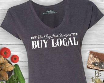 b10e3d03beeec Shop local shirt | Etsy