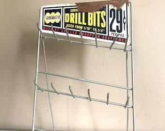 Vintage Advertising Store Rack