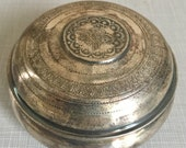 Sterling Silver Tin Or Can