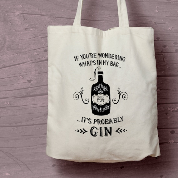 Gin Theme Stocking Filler Gin Gift Gin Lover Gifts Alcohol Secret Santa