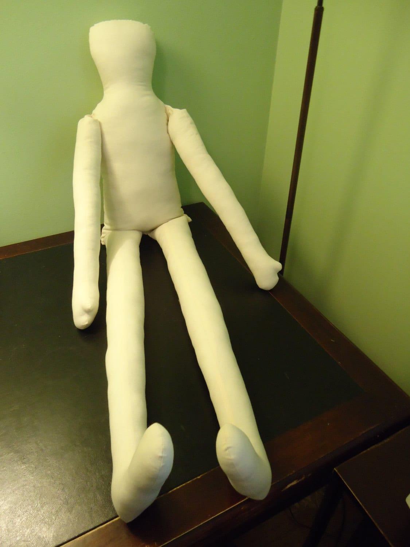 Cloth Rag Doll Body-form-blank-Rachael 20-assorted colors-Raggedy-katiesdolls-craft supply