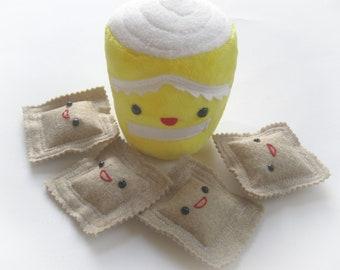 St. Louis Snacks - Plush Toy Set