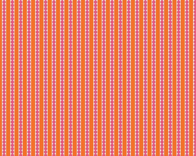 Yardage Garden Party Orange for Riley Blake Designs