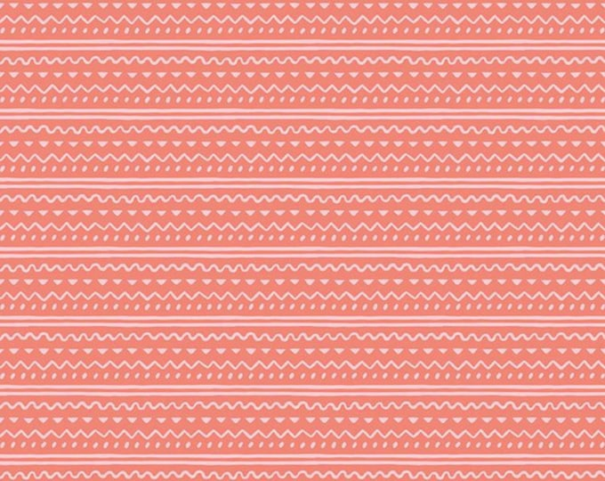 Easter Egg Hunt Fabric from Riley Blake Designs - Coral