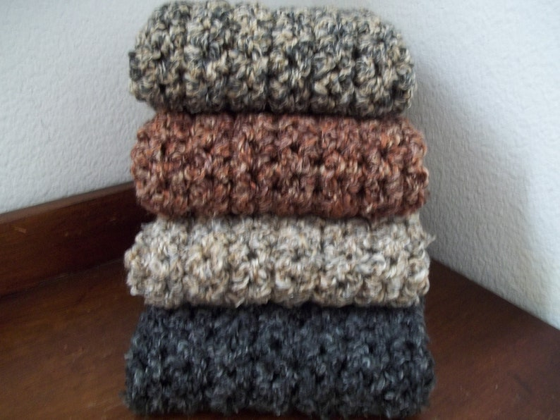 Chunky baby blanket crochet photo prop bucket bowl basket  Pick your color