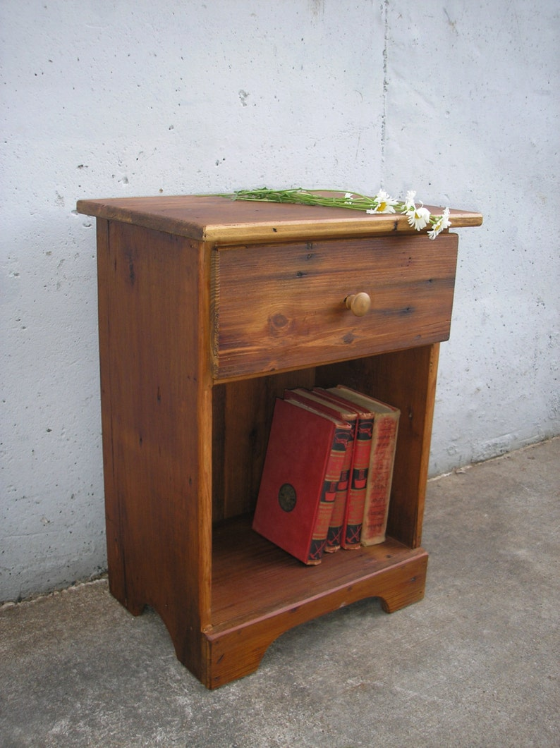 TC54 Bedside Stand with drawer