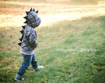Children's Dinosaur Hoodie