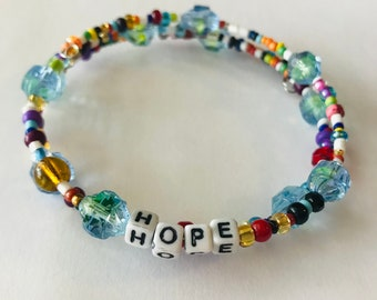 HOPE:  A Birdsong Art Bracelet! HOPE002