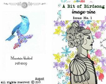 Printed Birdsong Ezines