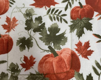Fall Leaves Potholder Set, Ready to ship