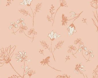 Hillside Gust from Velvet Collection by Amy Sinibaldi for Art Gallery Fabrics