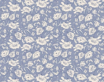 Blooming Brook Moon from Wonderful Things Collection by Bonnie Christine for Art Gallery Fabrics