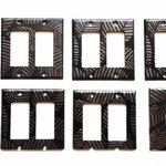 Heidi - Special Order for  Light Switch Plates