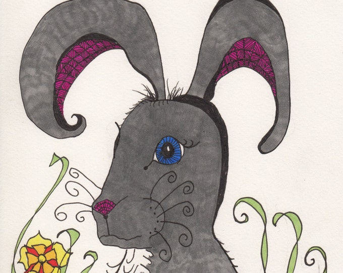 The Lop-Earred Rabbit Cards