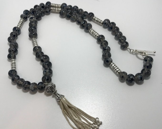 Grey Skies Are Going to Clear Up Necklace