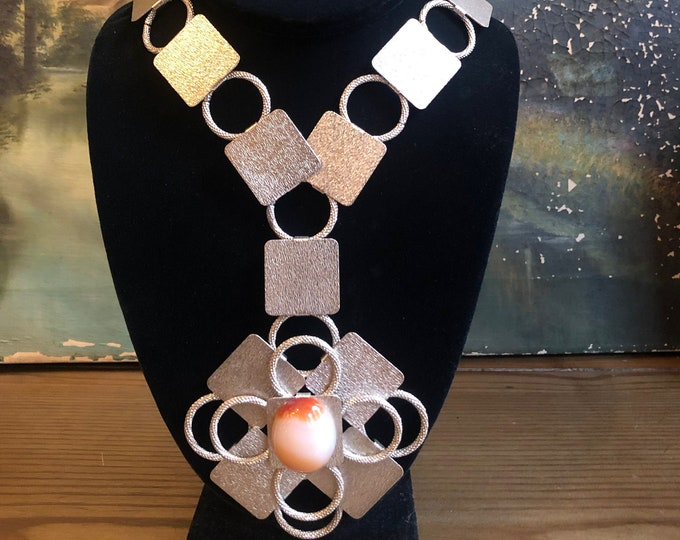 1960's Statement Necklace