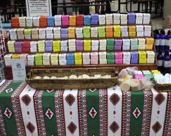 Handmade Goat Milk Soap Single Bar, Choose your Scent
