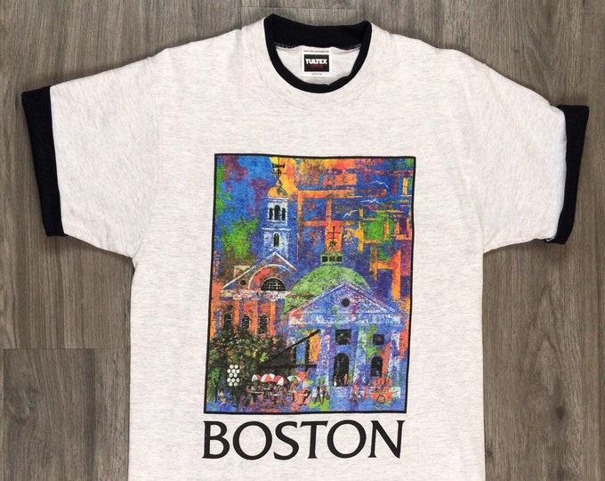 90s Boston Tee