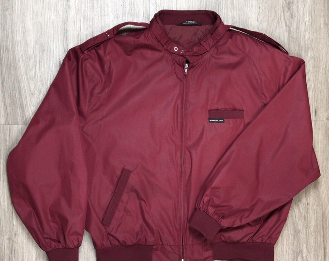 80s Members Only Jacket
