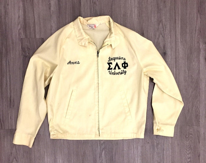 60 Duquesne Sigma Lamda Phi Jacket